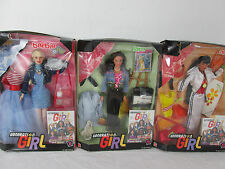 Barbie Ana Lara Generation Girl Lot of 3 Dolls Clothes Accessories