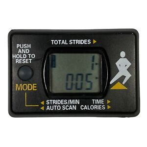LTT Lateral Thigh Trainer Stepper Counter Clock Display Part + Tested & Working