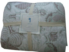 Pottery Barn Kids Evelyn Butterfly Full/Queen Quilt - Sage