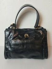 Authentic Yves Saint Laurent Patent Leather Vintage Bag
