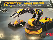 Robot arm kit OWIKIT Robotic Arm Edge Wired Remote Control  OWI-535 New Science