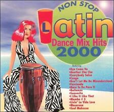 Latin Dance Mix Hits 2000 by Various Artists (CD, Nov-1999, Groove)