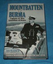 Mountbatten of Burma: Captain of War by Angus McGeoch (Hardback, 2009)