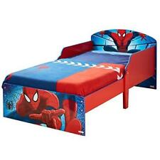 Marvel Spider-Man Kids Furniture Toddler Bed Frame By Hellohome