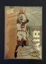 Michael Jordan 93-94 Fleer Ultra Famous Nicknames Air #7 HOF