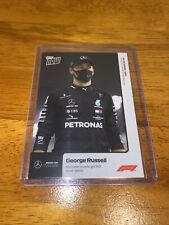George Russell 2020 Formula 1 F1 Topps Now Card #19 First Career Points