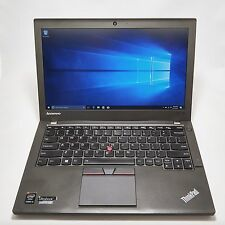 "Lenovo Thinkpad X250 12.5"" (500GB, Intel Core i5 5. Gen, 2.2GHz, 8GB) Win 10 Pro"