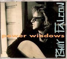 BILLY FALCON  - POWER WINDOWS - CD MAXI 3 Titres  jewel case 1991