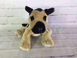 GUND Webkinz German Shepard Dog Puppy Plush Stuffed Animal Toy HM146 No Code