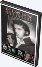 The Elvis I Knew by Charlie Hodge DVD + FREE CD Disc (Elvis Presley)
