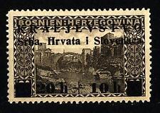 YUGOSLAVIA - JUGOSLAVIA - 1919 - A favore dei feriti e delle vittime di guerra