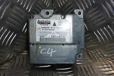 Boitier airbag et prétensionneurs CITROËN C4 - Réf : 9653493780 603726100