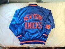Mitchell Ness M&N New York Knicks Satin Jacket $350 size 56 3XL Dick McGuire