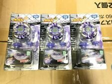 Lot of 3pcs Beyblade BB-27 Metal Fight Booster Capricorne 100HF TAKARA TOMY