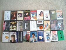 Job Lot of Cassette Tapes