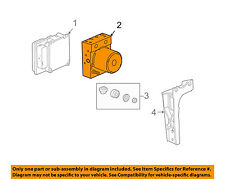 Chevrolet GM OEM 10-13 Corvette ABS Anti-lock Brakes-Modulator Valve 25994202