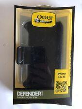 OtterBox Defender Series iPhone 4/4S Black Belt Clip Case