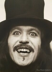 1992 Vintage GARY OLDMAN As Dracula By HERB RITTS Vampire Horror Photo Art 16x20