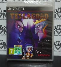 PS3 Teslagrad in Italiano NUOVO e SIGILLATO - OFFERTA! Playstation