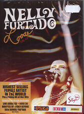 FURTADO Nelly - LOOSE THE CONCERT / DVD+CD /sealed / REGION 0