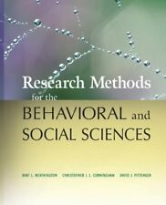 Research Methods for the Behavioral and Social , Weathington, Cunningham, Pi+=