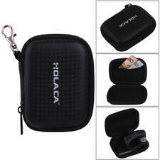 HOLACA Mini Carrying Case Bag for Plantronics Voyager Legend Bluetooth&USB Cable