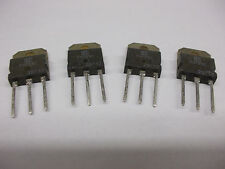 TIP33C Transistor, Lot of 4, SGS brand, NOS