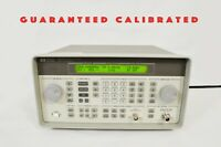 HP 8647A Synthesized Signal Generator 250 kHz-1000 MHz - GUARANTEED - CALIBRATED