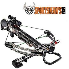 Barnett Droptine Crossbow Package-Scope/Arrows/Quiver NEW IN BOX