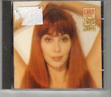 (HO677) Cher, Love Hurts - 1991 CD