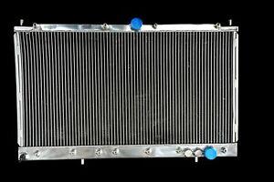 Clearance*** All Aluminum Radiator Mitsubishi 3000GT Turbo MT 91-99 HPR232
