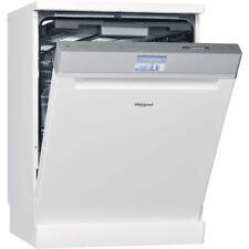 Whirlpool WFF4033DLTG Full Size White Freestanding 14 Place Settings Dishwasher