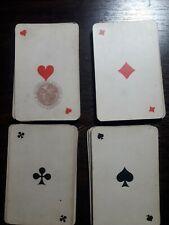 carte gioco Grimaud regno Italia anno 1917/22 bollo ministero finanze