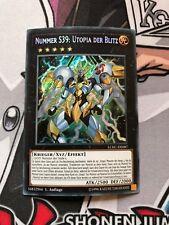 YU-GI-OH! numero s39: utopia della fulmine lckc-de087 secret rare