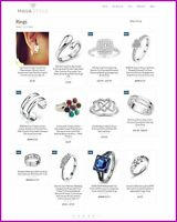 US-HIGH-END JEWELRY Website|FREE Domain|Make$$$|100% GUARANTEED or Pay NOTHING!