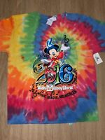 New Disney Parks 2016 WDW Youth Tee Shirt Small