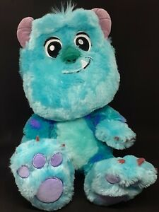 """Disney Monsters Inc. Baby Sully PLUSH Big Feet New without tags 11"""""""