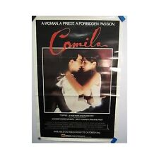 CAMILA Argentina Original Home Video Movie Poster Susu Pecoraro Imanol Arias
