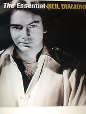 THE ESSENTIAL NEIL DIAMOND - 2 X GREATEST HITS CD SET - SWEET CAROLINE / AMERICA