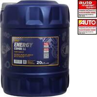 Original MANNOL 1x20 Liter Energy Combi LL 5W-30 API SN/CF Öl Motoröl