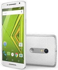 Motorola MOTO X Play in Weiß 16GB 5,5 Zoll Android Smartphone ohne Vertrag