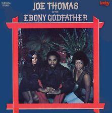 JOE THOMAS Is The Ebony Godfather TODAY RECORDS Sealed Vinyl Record LP