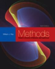 Methods Toward a Science of Behavior and Experience, Ray, William J., 0495594911