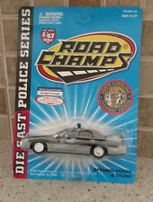 1:43 NC North Carolina State Trooper Highway Patrol Police Car -1/43 Road Champs