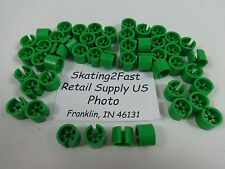 50 Mini Hanger Markers - Green Retail Store Supply Hanger Garment Hanger