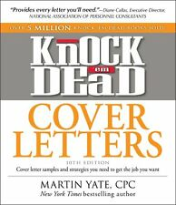Knock em Dead Cover Letters: Cover letter samples