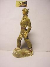 Soldatino Toy soldier Fante Italiano Pasta (progetto restauro)  cm 9