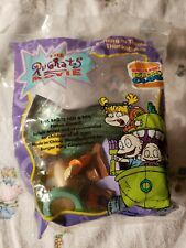 1998 Burger King RUGRATS MOVIE - SHIRLEY LOCK ANGELICA Figure Toy NEW NIP