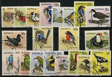 Birds Decimal Australian Stamps