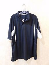 Holloway Sportswear Men's Avenger Polo Short Sleeve Sz Xl _ R5E1